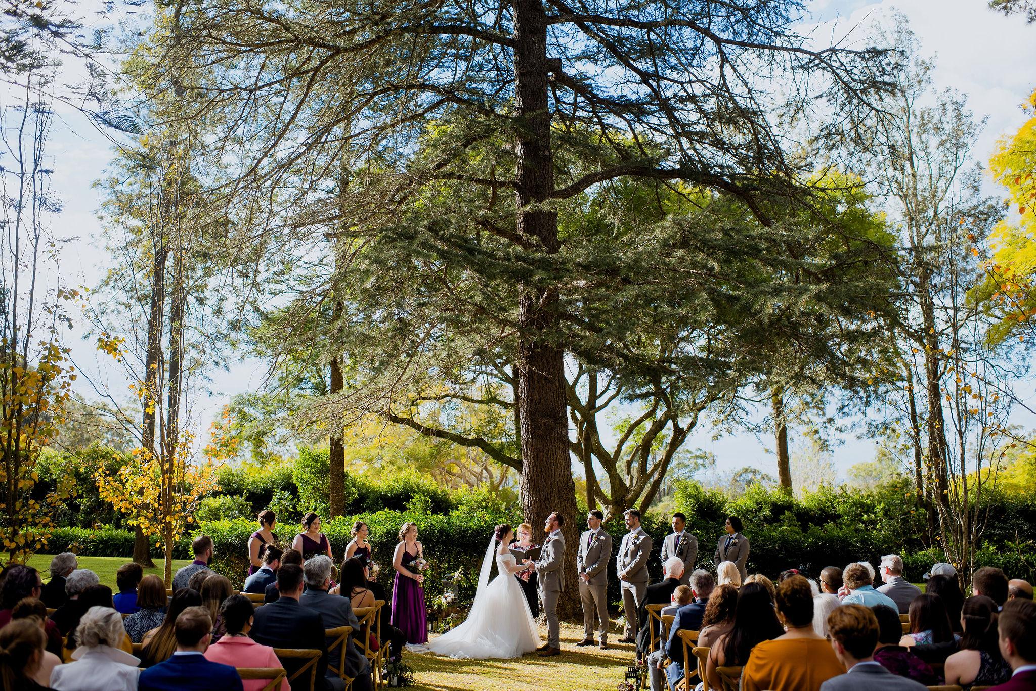 Gabbinbar Homestead Wedding – Lauren & Mark